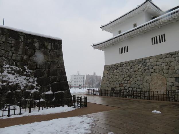 富山城(市営富山城址公園)鉄門