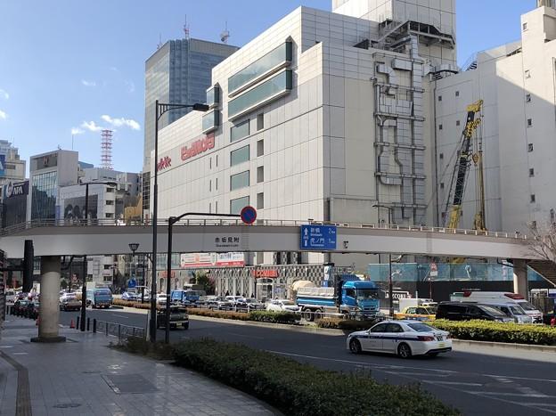 赤坂見附交差点南(千代田区永田町)