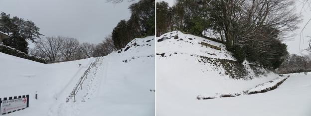 金沢城(石川県営 金沢城公園)藤右衛門丸 ・御宮