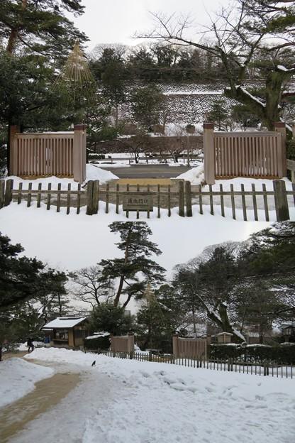 兼六園(金沢市)蓮池門