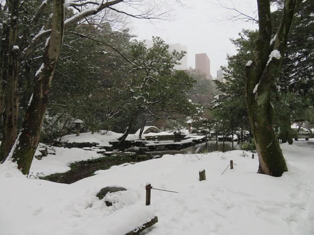 尾山神社(金沢市)神苑