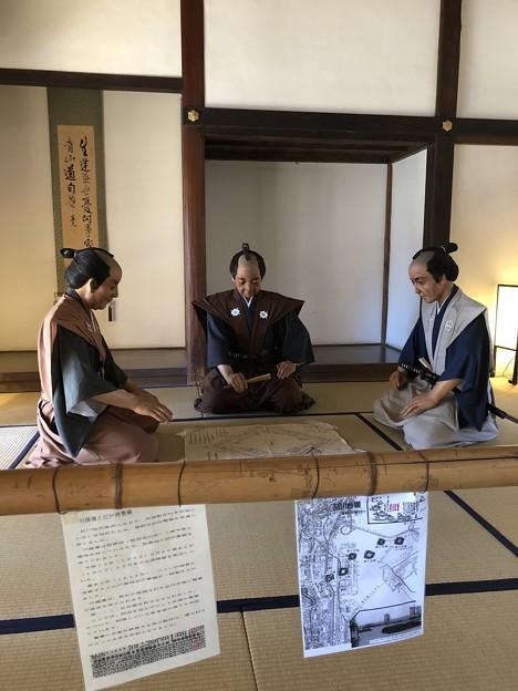 河越城 本丸御殿(埼玉県)家老詰所
