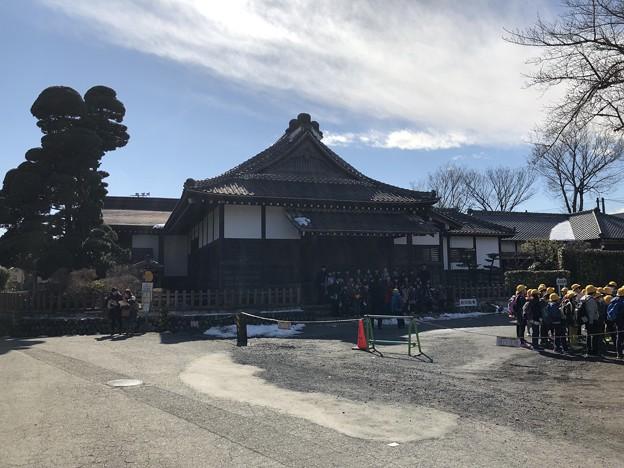 河越城 本丸御殿(埼玉県)中ノ口