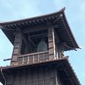 「蔵造りの町並み」・「時の鐘」(川越市)