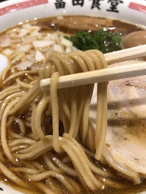 松戸中華そば 富田食堂(松戸市)