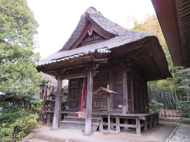 常楽寺(鎌倉市)文殊堂