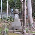 Photos: 常楽寺(鎌倉市)龍渕胤墓