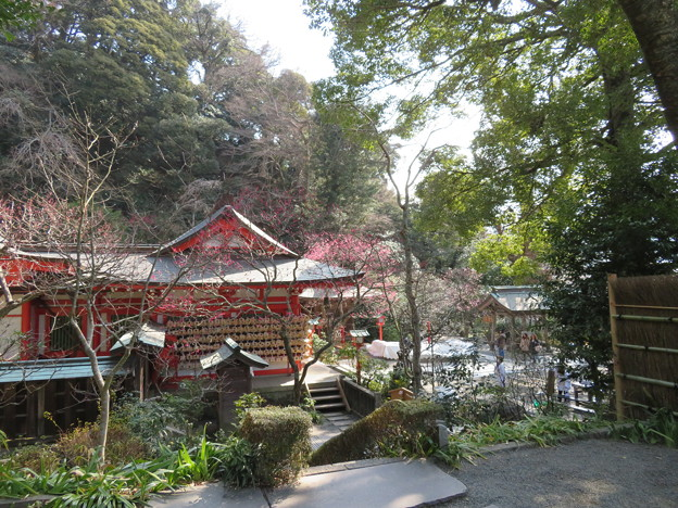 荏柄天神社(鎌倉市)境内