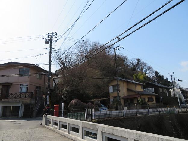 文覚上人(遠藤盛遠)屋敷跡