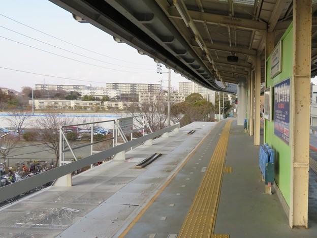 湘南モノレール 湘南深沢駅(鎌倉市)