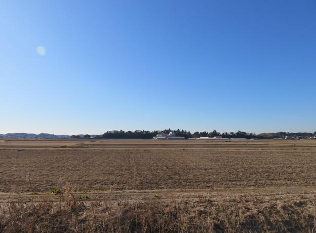 志摩城(香取郡多古町)