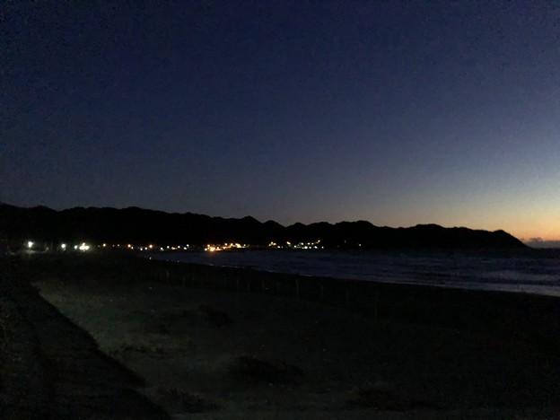 岩井海水浴場(南房総市)富浦
