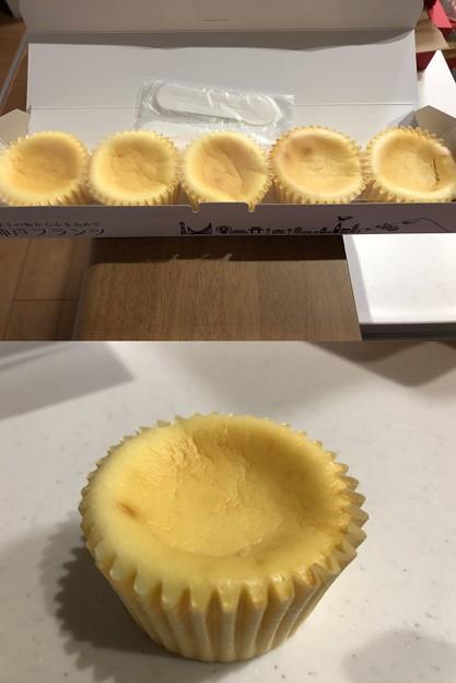 神戸フランツ――神戸半熟チーズケーキ