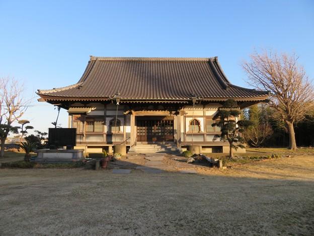 正珊寺(富津市)