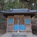 写真: 人見神社(君津市)金毘羅社