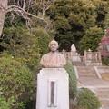 写真: 青蓮寺(君津市)近江屋甚兵衛墓