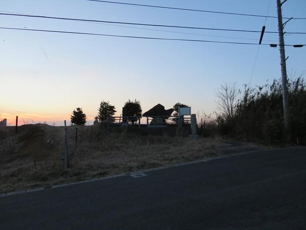 Photos: 請西藩陣屋(真武根陣屋。木更津市)