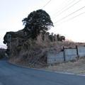写真: 請西藩陣屋(真武根陣屋。木更津市)