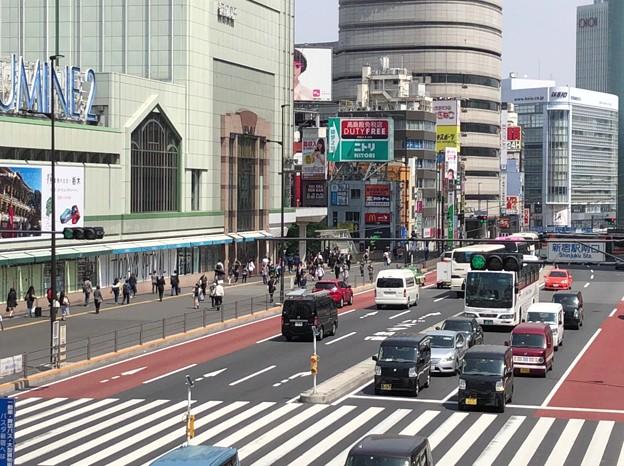 新宿ルミネ2(新宿3丁目)