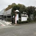 写真: 総合市民図書館 駐輪場(藤沢市)