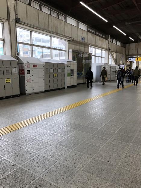 藤沢駅コインロッカー(神奈川県藤沢市)
