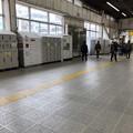写真: 藤沢駅コインロッカー(神奈川県藤沢市)