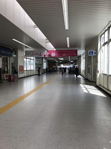藤沢駅南口コンコース(藤沢市)
