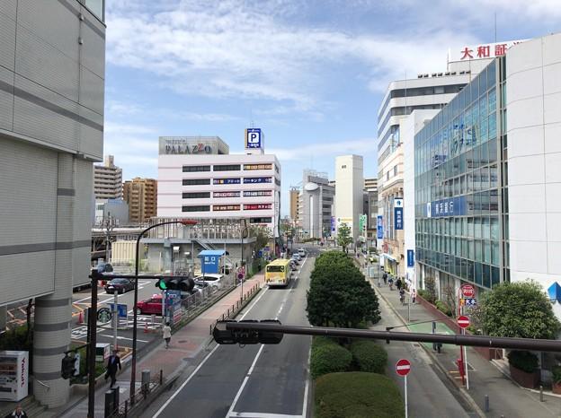 藤沢駅北口(藤沢市)より西