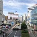 写真: 藤沢駅北口(藤沢市)より西