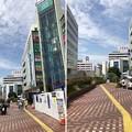 写真: 藤沢駅北口(藤沢市)ペデストリアンデッキ