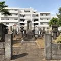写真: 曹渓寺(南麻布)土佐新田藩 麻布山内家代々墓所
