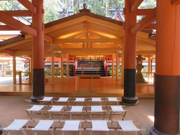 丹生都比売神社(かつらぎ町)拝殿