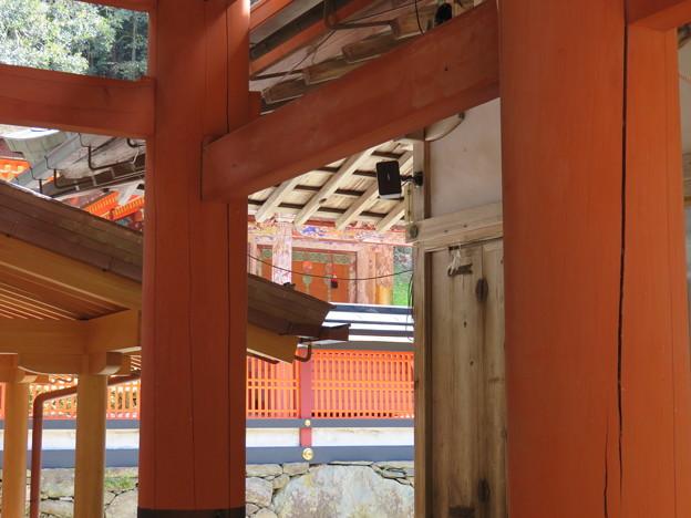 丹生都比売神社(かつらぎ町)第一殿