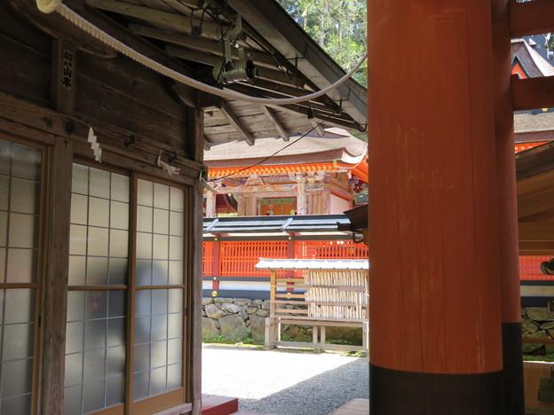 丹生都比売神社(かつらぎ町)第四殿