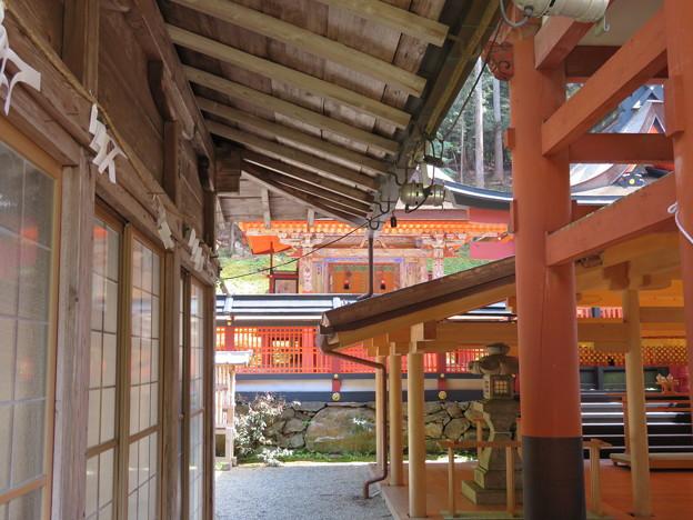 丹生都比売神社(かつらぎ町)第三殿