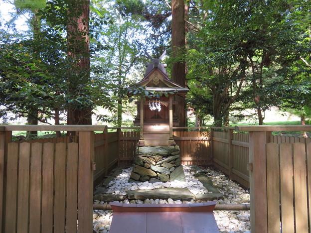 丹生都比売神社(かつらぎ町)佐波神社