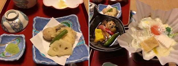 高野山温泉 福智院(高野町)夕食