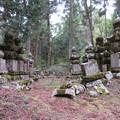 Photos: 高野山金剛峯寺 奥の院(高野町)佐伯藩毛利家墓所