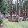 Photos: 高野山金剛峯寺 奥の院(高野町)筑前黒田家墓所