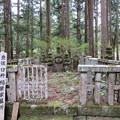 写真: 高野山金剛峯寺 奥の院(高野町)豊後臼杵稲葉家墓所