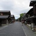 写真: 伊勢内宮前 おかげ横丁(三重県)