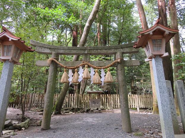 椿大神社(鈴鹿市)御船磐座