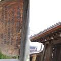 Photos: 長浜城下(長浜市)大通寺脇門