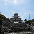 Photos: 長浜城(長浜市)模擬天守