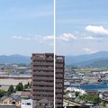 Photos: 長浜城(長浜市)模擬天守より北