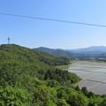 Photos: 虎御前山城(長浜市)見晴らし台より