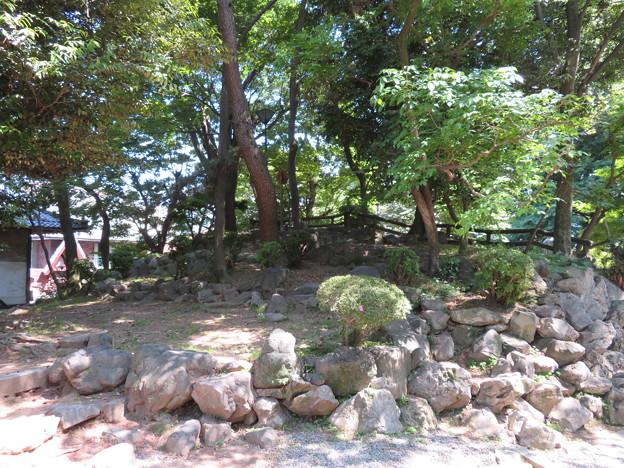 大垣城(岐阜県大垣市)辰巳櫓跡