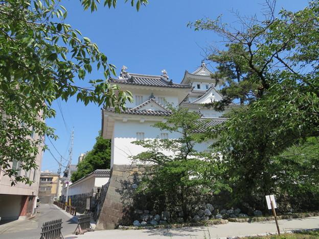 大垣城(岐阜県大垣市)復元戌亥櫓