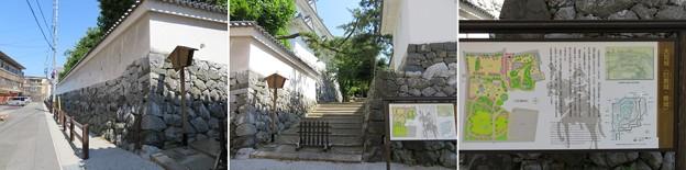 大垣城(岐阜県大垣市)水の手御門