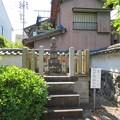 Photos: 円通寺(大垣市)戸田氏墓所